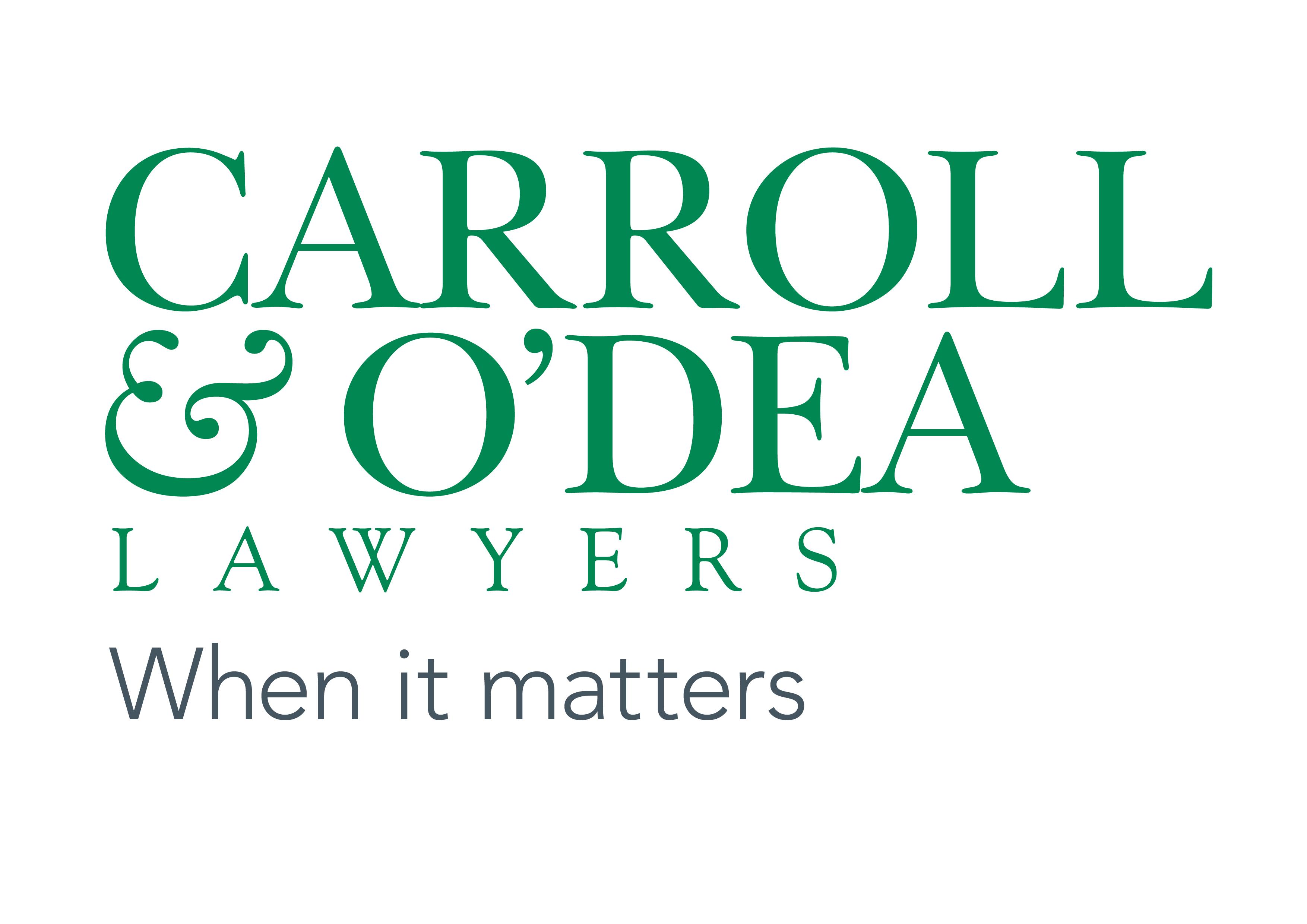 Carroll & O'Dea Lawyers