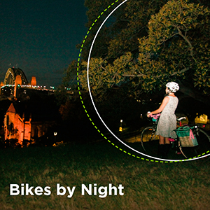 Bikes by Night