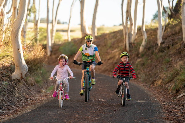 Tumbarumba To Rosewood Rail Trail Riding Route