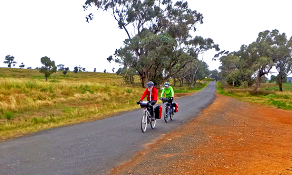 Central West Cycle Trail