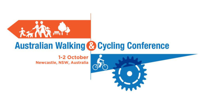 Australian Walking and Cycling Conference Logo