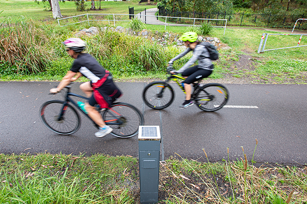 Fernleigh Track Counter