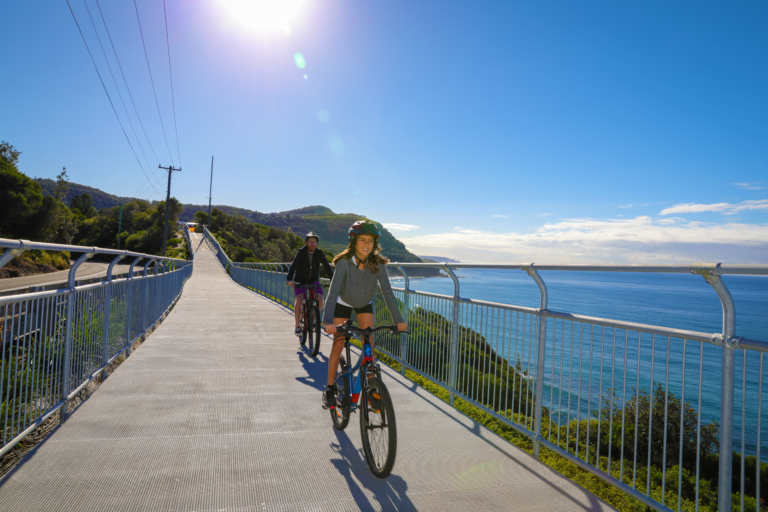 Wollongong Council in Biketober