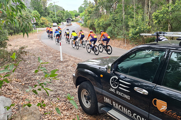 Safe Cycling Ride 4