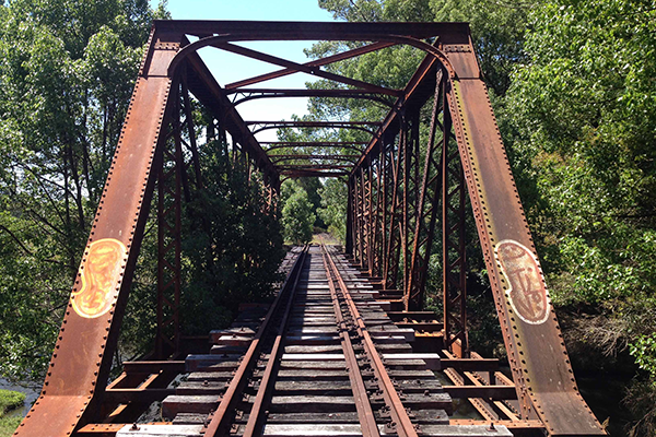 Rail bridge planned to be turned into a rail trail