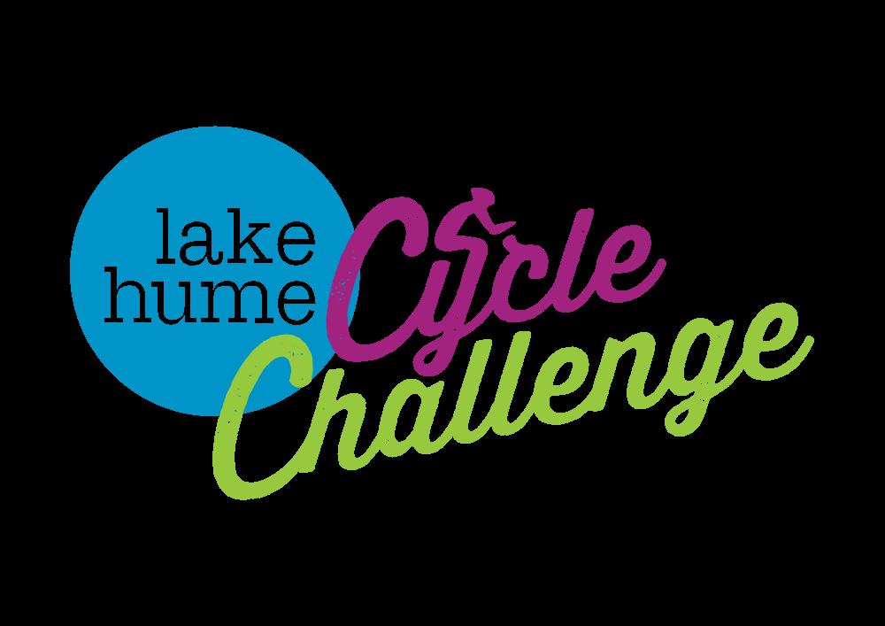 Lake Hume Cycle Challenge Logo